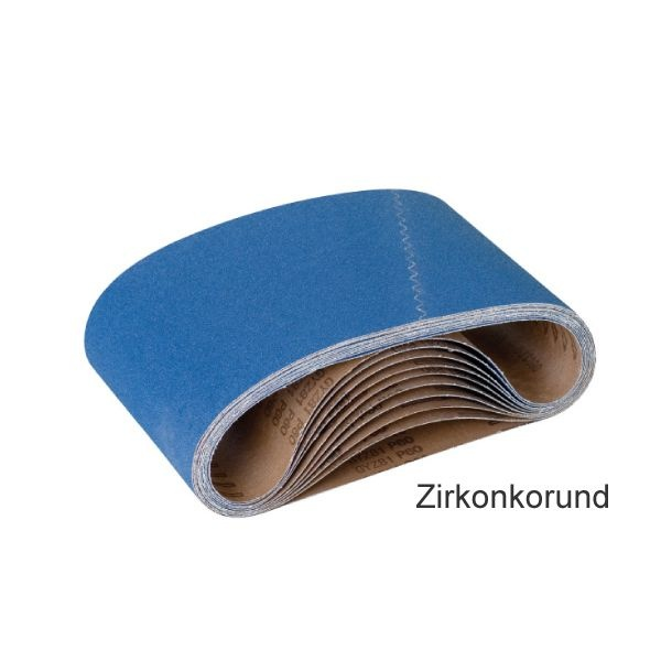 Schleifbänder 200 x 750 mm Zirkon K024
